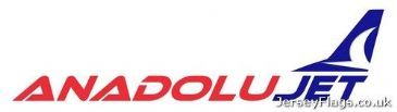 AnadoluJet  (Turkey) (2008 - ) (Old Logo)